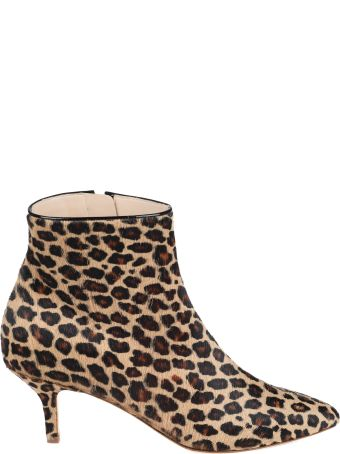 Polly Plume Janis Ankle Boots