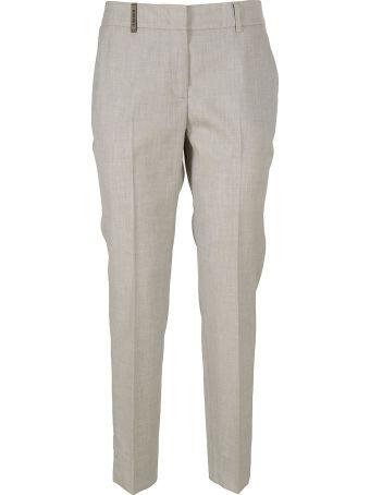 Peserico Melange Trousers