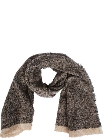 Destin Surl Knitted Scarf