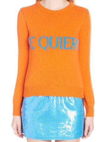 Alberta Ferretti 'te Quiero' Sweater