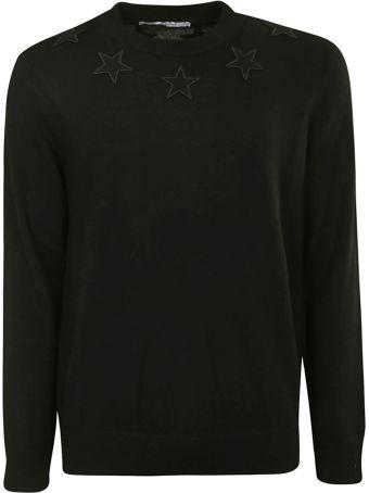 Givenchy Star Applique Jumper