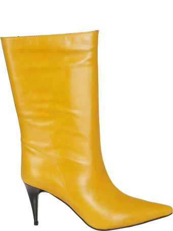 Jeffrey Campbell Zipped Boots