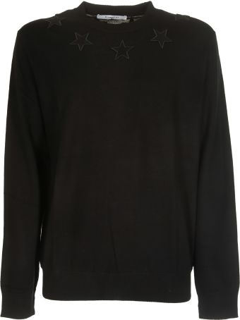 Givenchy Star Applique Sweater