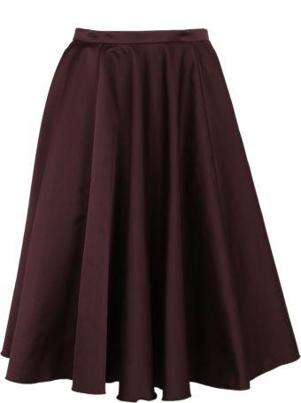 Rochas Flared Skirt