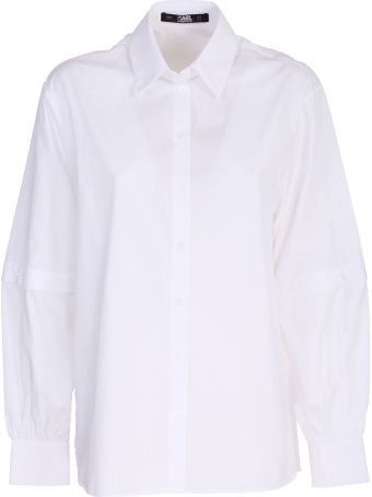 Karl Lagerfeld cotton shirt