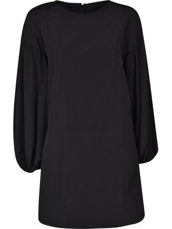 Valentino Micro Faille Dress