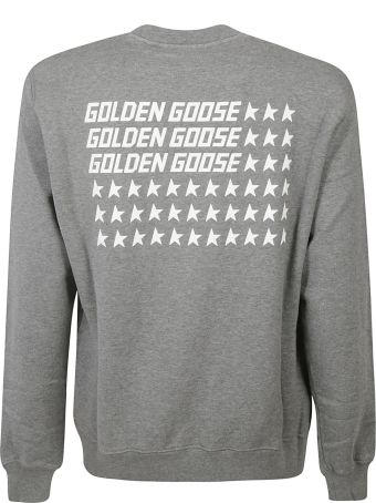 Golden Goose Logo Sweatshirt