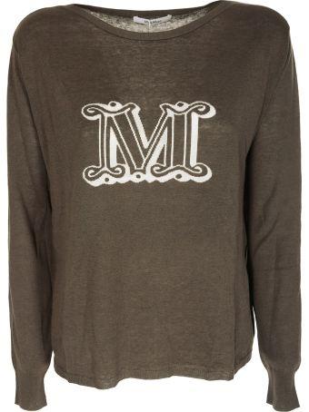 Max Mara Logo Sweater