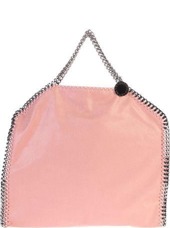 Stella McCartney Falabella Triple Chain Faux Leather Bag