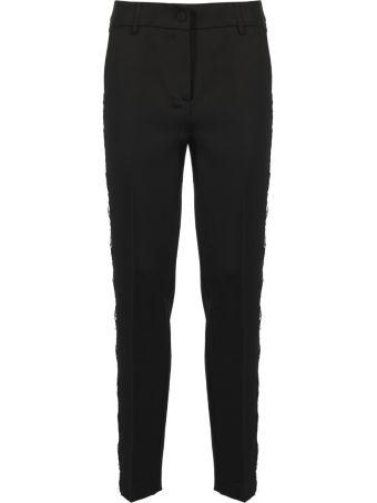 Blumarine Slim Fit Trousers