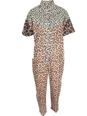 Isabel Marant All Over Print Jumpsuit