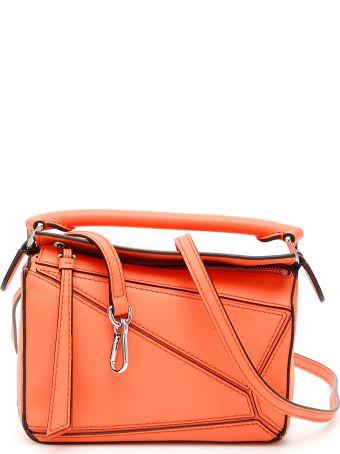 Loewe Calfskin Puzzle Mini Bag