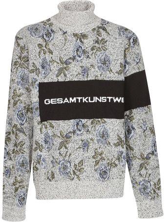 OAMC Floral Sweatshirt