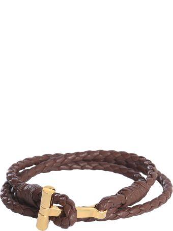 Tom Ford Interwoven Bracelet