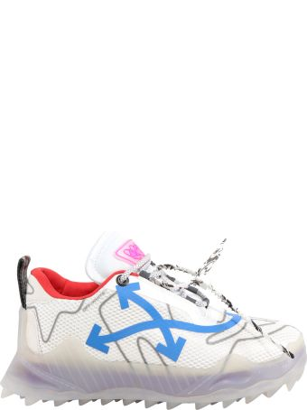 Off-White Odsy Mesh Sneakers