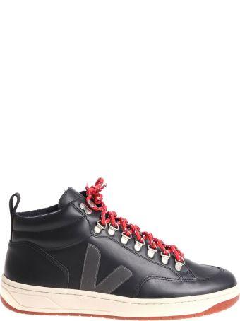 Veja Sneakers Leather Roraima Bastille