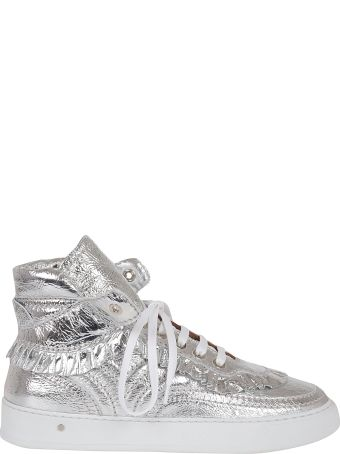 Laurence Dacade Laurence Dacade High-cut Metallic Sneakers