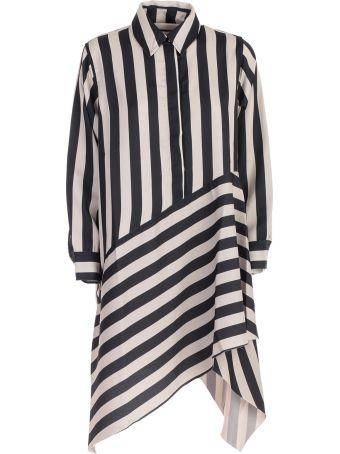 Marques'Almeida Dress Short Asymmetric