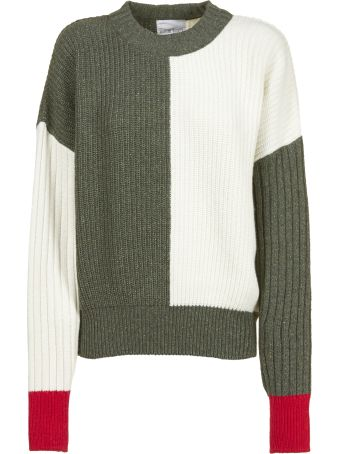 Valentine Witmeur Lab Valentine Witmeur Fiftyish Ribbed Knit Sweater