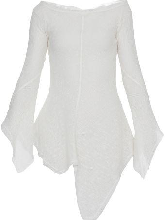 Andrea Ya'aqov Cotton And Linen Sweater