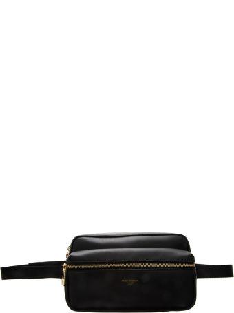 Dolce & Gabbana Dg Black Leather Pouch