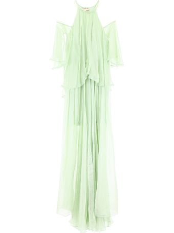 Maria Lucia Hohan Lyla Cut-out Dress