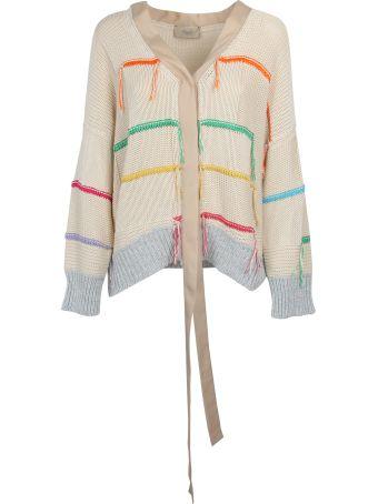 Maison Flaneur Maison Flâneur Knitted Cardigan