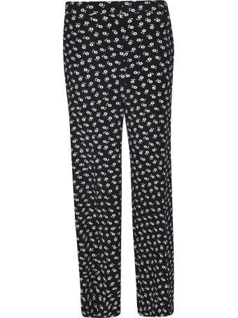 ALEXACHUNG Alexa Chung Printed Trousers