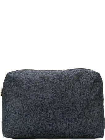 Borbonese Micro-printed Make-up Bag