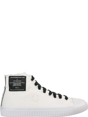 Fred Perry  Shoes High Top Trainers Sneakers Hughes Mid