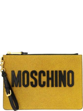 Moschino Couture Clutch Shoulder Bag Women Moschino Couture