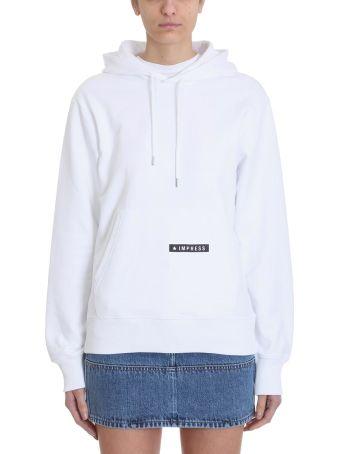 Helmut Lang Worldwide Hoodie Sweatshirt