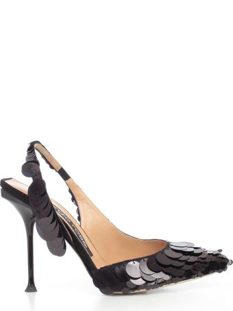 Sergio Rossi Embellished Pumps
