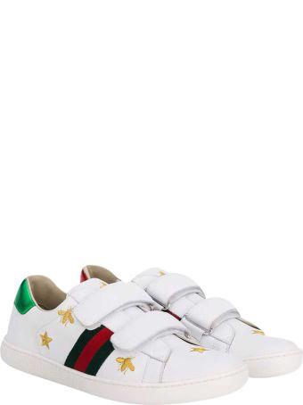 Gucci White Sneakers