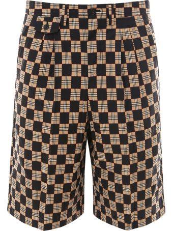 Burberry Bermuda Pants
