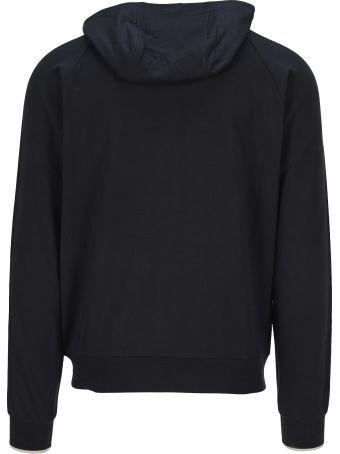 Z Zegna Z-zegna Zip Collar Sweater
