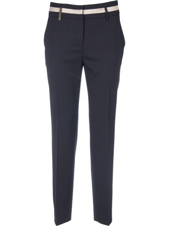 Peserico Straight Leg Trousers