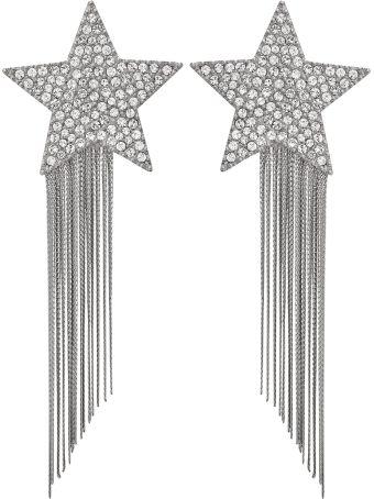 Saint Laurent Stars & Love Earrings