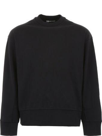 Y-3 Oversized Sweatshirt With Logo