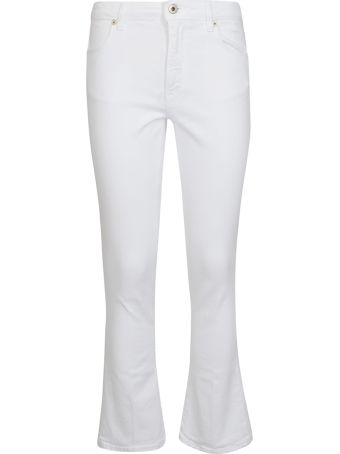 Dondup Wide Leg Jeans
