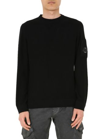 C.P. Company Terry Sweater
