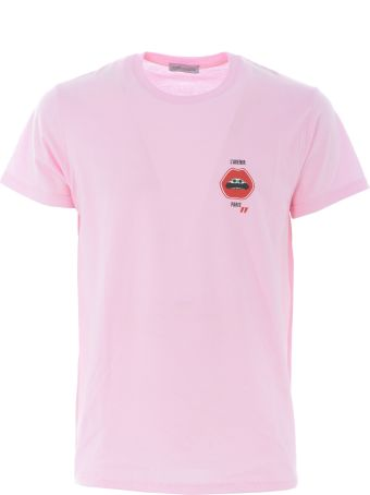 Daniele Alessandrini D. Alessandrini Homme L'avenir Paris T-shirt