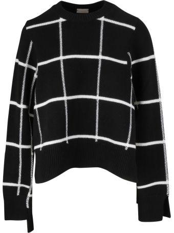 Mrz Checked Sweater