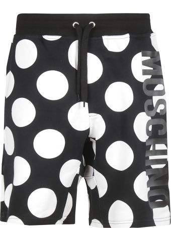 Moschino Polka Dot Print Shorts