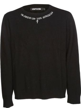 Adaptation Embroidered Sweatshirt