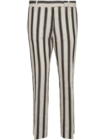 True Royal Striped Trousers