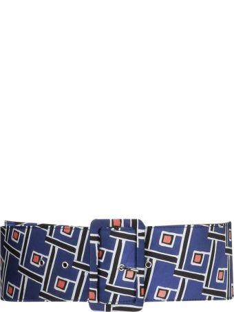 Malìparmi Maliparmi Printed Belt