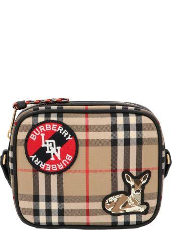 Burberry 'camera Deer' Bag
