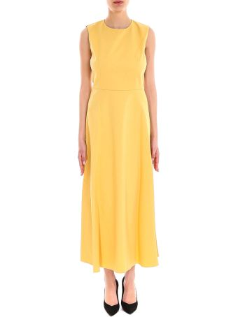 Theory Volume Dart Long Dress