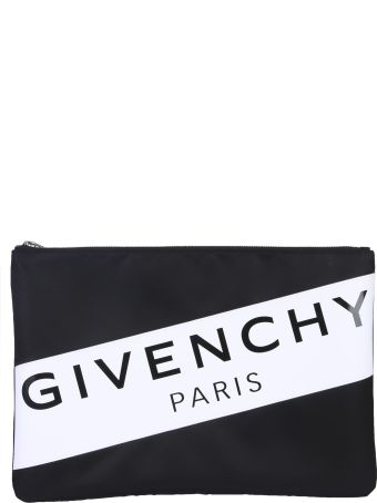 Givenchy Large Pouch In Nylon